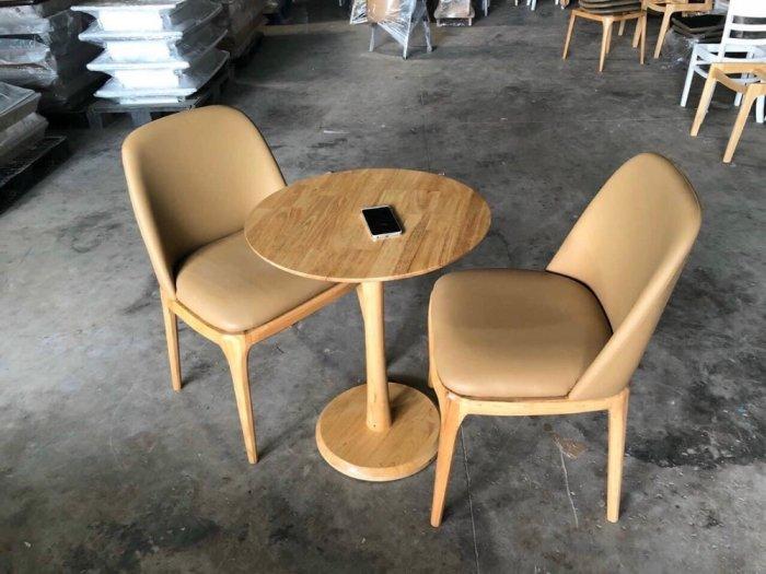 Bộ bàn ghế gỗ cao cấp3