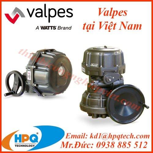Bộ truyền động điện Valpes | Nhà cung cấp Valpes Việt Nam0
