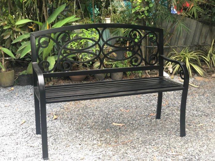 Ghế băng sân vườn1