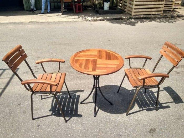 Bàn ghế gỗ Pasiban1