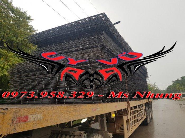 Sản xuất lưới thép hàn đổ sàn bê tông nhà sưởng phi 4 ( 100*100),(150*150),(200*200),(250*250) phân phối toàn quốc13