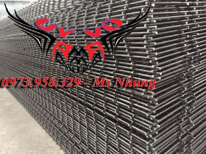 Sản xuất lưới thép hàn đổ sàn bê tông nhà sưởng phi 4 ( 100*100),(150*150),(200*200),(250*250) phân phối toàn quốc12