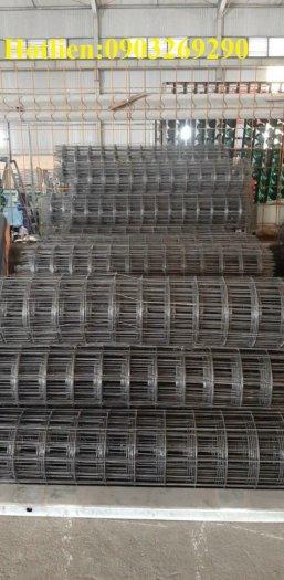 Sản xuất lưới thép hàn đổ sàn bê tông nhà sưởng phi 4 ( 100*100),(150*150),(200*200),(250*250) phân phối toàn quốc9