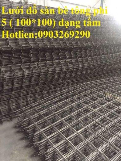 Sản xuất lưới thép hàn đổ sàn bê tông nhà sưởng phi 4 ( 100*100),(150*150),(200*200),(250*250) phân phối toàn quốc3