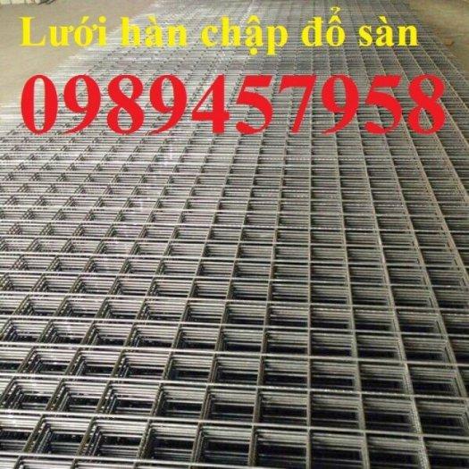 Lưới thép hàn D4 a100x100, D4a200x200 lưới đen4