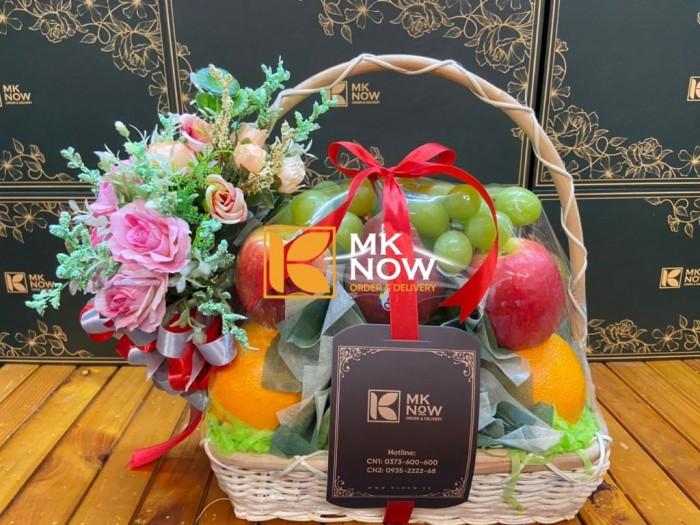 Mẫu 2021: Đặt giỏ trái cây quà tặng - FSNK34 - Giỏ trái cây quà tặng - Giỏ trái cây nhập khẩu - Giỏ trái cây cao cấp - Giao tận nơi - Gọi: 0373 600 600 (24/24) 5