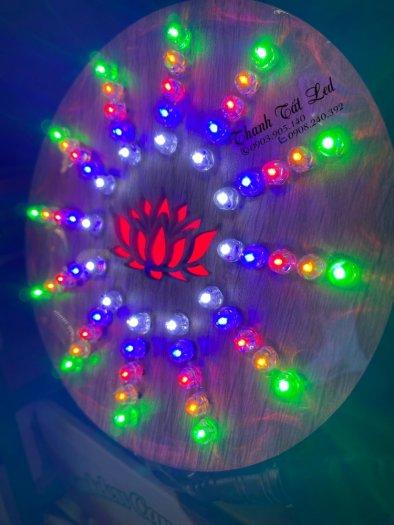 Hào Quang Gỗ Led Siêu Mỏng - Nhẹ 12cm có đủ kích thước5