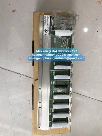 Q68B - Extention Base số khe cắm I/O Module 8 Slots Mitsubishi_Cty Hoàng Anh Phương0