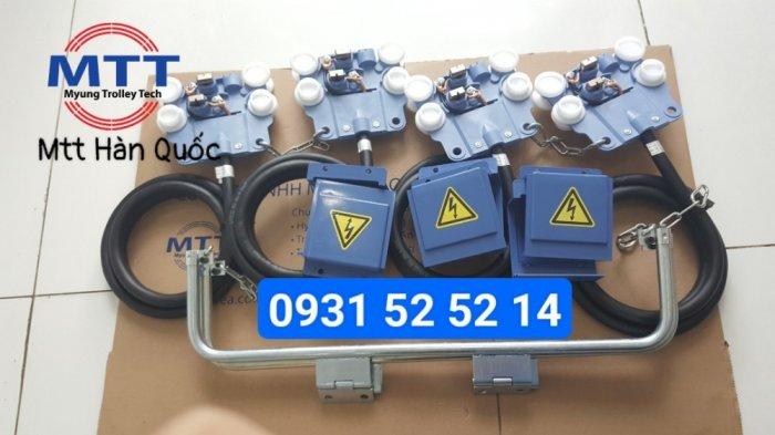 Tay lấy điện hộp kín 40a lcl23