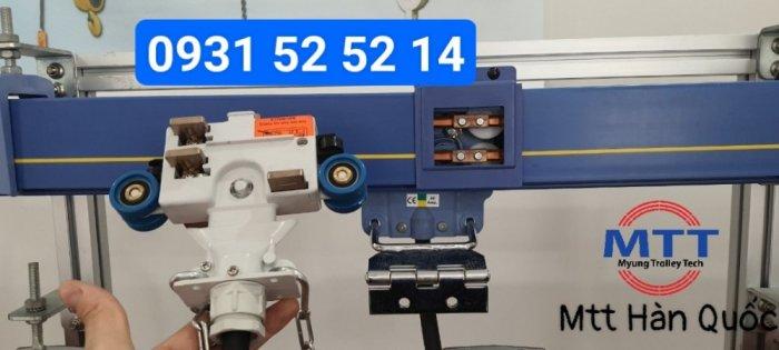 Ray điện dạng hộp kín 4p lcl33