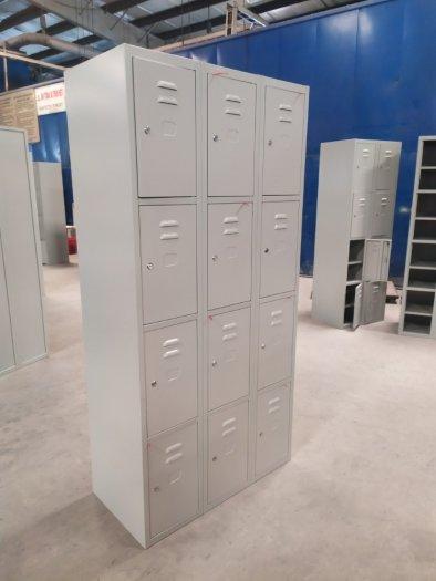 Tủ locker 12  ngăn (Godrej)3