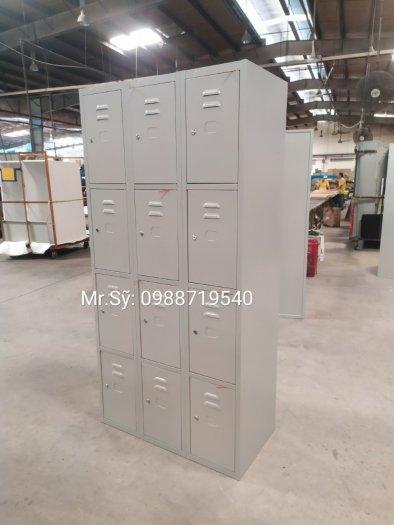 Tủ locker 12  ngăn (Godrej)2