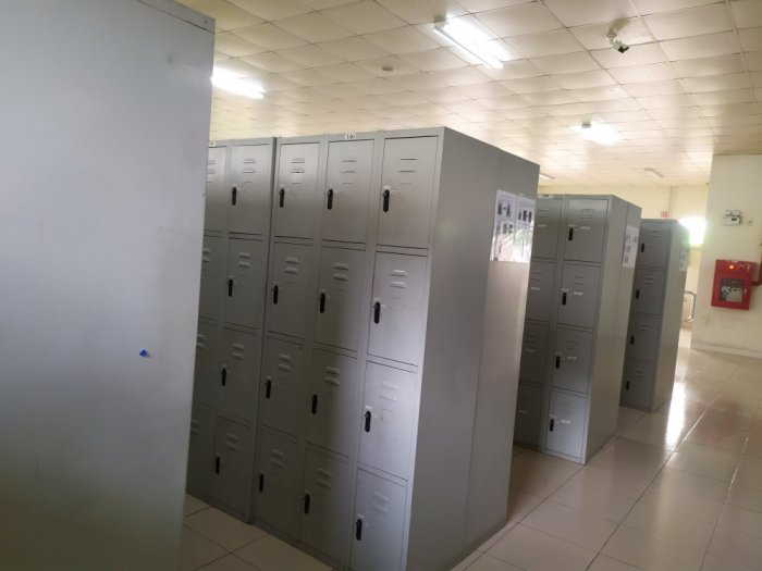 Tủ locker 12  ngăn (Godrej)1