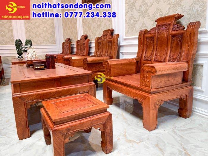 Bộ bàn ghế kim tượng trấn quốc3
