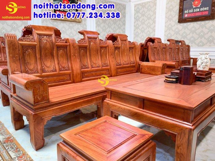 Bộ bàn ghế kim tượng trấn quốc2