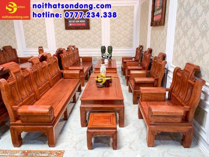 Bộ bàn ghế kim tượng trấn quốc1