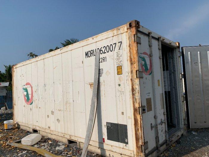 Container lạnh 40feet bảo hành 2 năm2