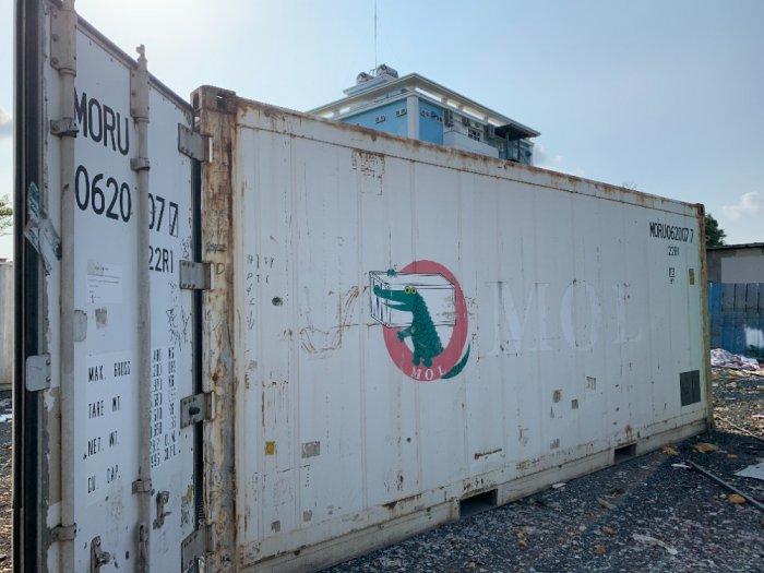 Container lạnh 40feet bảo hành 2 năm1