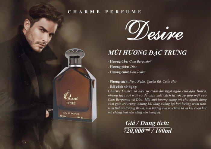 Nước hoa nam Charme Desire 100ml1