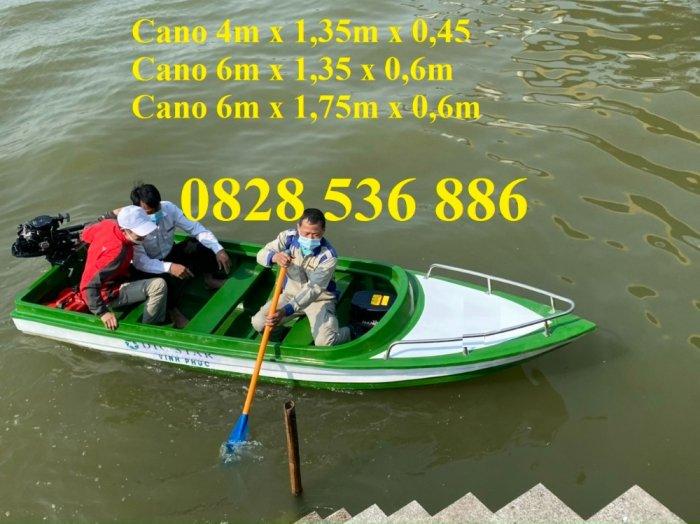 Thuyền chèo tay cho 2-4 người, Thuyền câu cá 4-6 người1