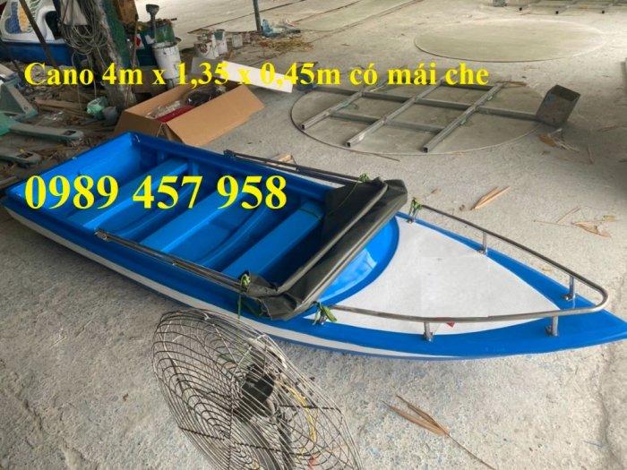 Thuyền chèo tay cho 2-4 người, Thuyền câu cá 4-6 người0