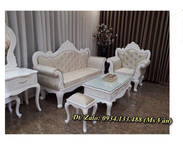 Các mẫu sofa tân cổ điển đẹp giá rẻ nhất TPHCM10