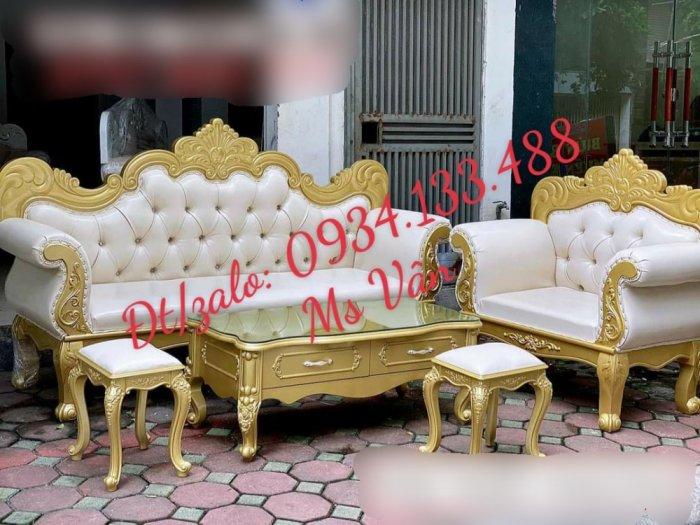 Các mẫu sofa tân cổ điển đẹp giá rẻ nhất TPHCM9