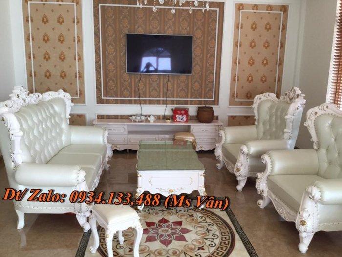 Các mẫu sofa tân cổ điển đẹp giá rẻ nhất TPHCM5