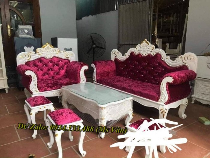Các mẫu sofa tân cổ điển đẹp giá rẻ nhất TPHCM4