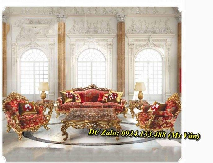 Các mẫu sofa tân cổ điển đẹp giá rẻ nhất TPHCM2