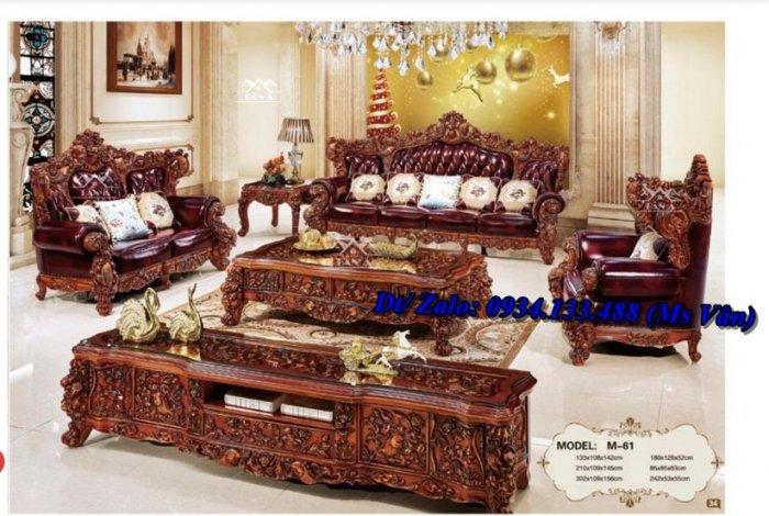 Các mẫu sofa tân cổ điển đẹp giá rẻ nhất TPHCM1