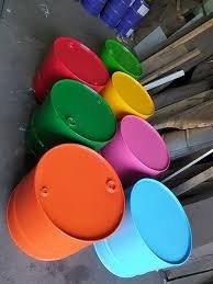 Ghế xếp sắt lưới nhiều màu1