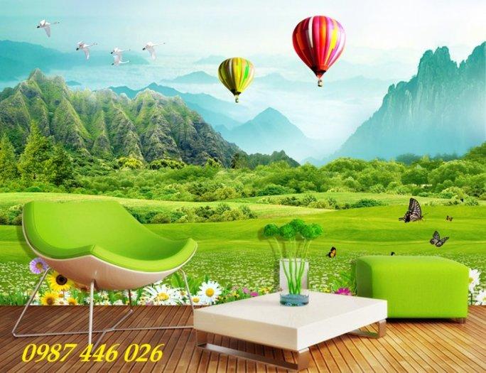 Gạch tường, tranh trang trí ốp tường 3d đẹp HP79421