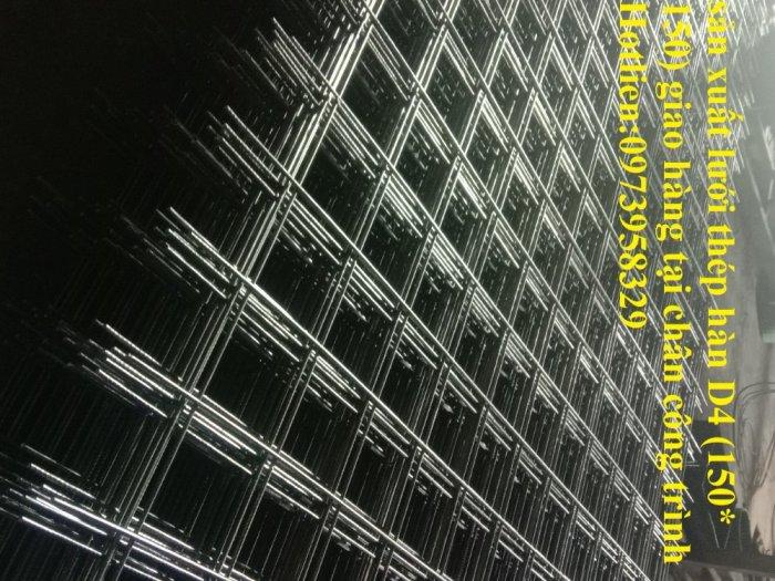 Sản xuất thép hàn đổ sàn bê tông Phi 4 , Phi 5 , Phi 6 , Phi 7 ( 100*100),(150*150),(200*200)(250*250)18