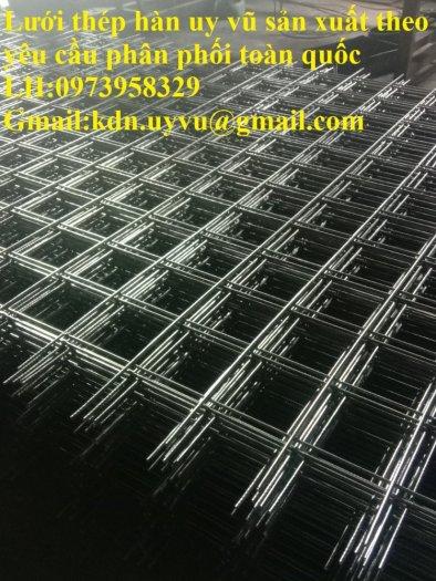 Sản xuất thép hàn đổ sàn bê tông Phi 4 , Phi 5 , Phi 6 , Phi 7 ( 100*100),(150*150),(200*200)(250*250)16