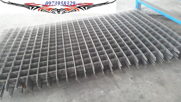 Sản xuất thép hàn đổ sàn bê tông Phi 4 , Phi 5 , Phi 6 , Phi 7 ( 100*100),(150*150),(200*200)(250*250)14