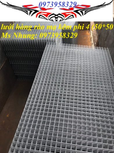 Sản xuất thép hàn đổ sàn bê tông Phi 4 , Phi 5 , Phi 6 , Phi 7 ( 100*100),(150*150),(200*200)(250*250)12