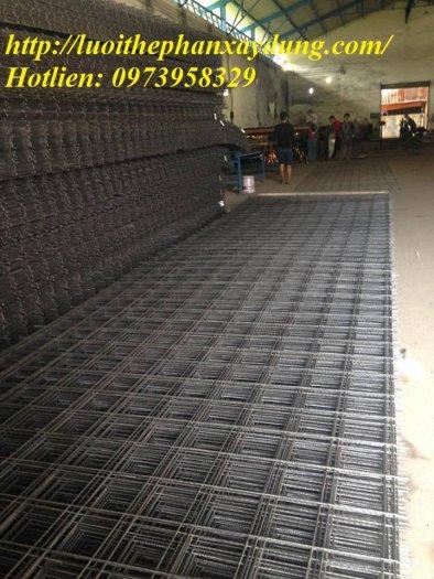 Sản xuất thép hàn đổ sàn bê tông Phi 4 , Phi 5 , Phi 6 , Phi 7 ( 100*100),(150*150),(200*200)(250*250)10