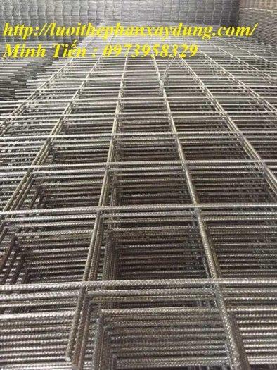 Sản xuất thép hàn đổ sàn bê tông Phi 4 , Phi 5 , Phi 6 , Phi 7 ( 100*100),(150*150),(200*200)(250*250)8