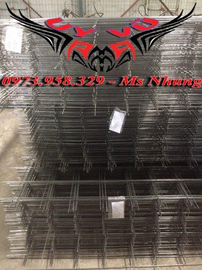 Sản xuất thép hàn đổ sàn bê tông Phi 4 , Phi 5 , Phi 6 , Phi 7 ( 100*100),(150*150),(200*200)(250*250)4