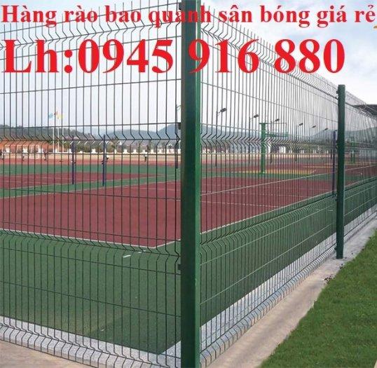 Báo giá hàng rào lưới thép hàn mới nhất năm 202140