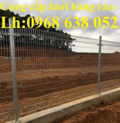 Báo giá hàng rào lưới thép hàn mới nhất năm 202119