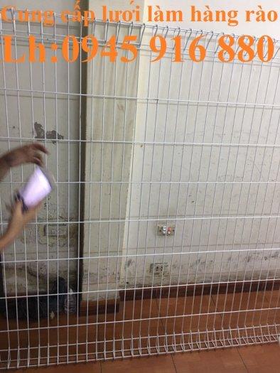 Địa chỉ cung cấp hàng rào lưới thép hàn uy tín, chất lượng, giá cả hợp lý15