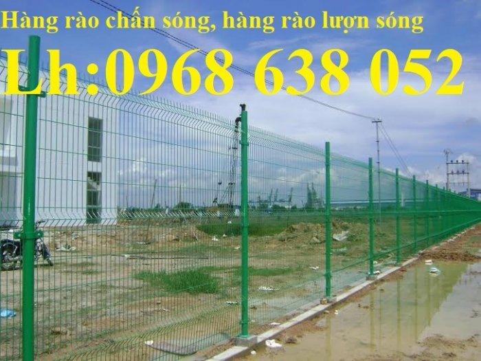 Địa chỉ cung cấp hàng rào lưới thép hàn uy tín, chất lượng, giá cả hợp lý14