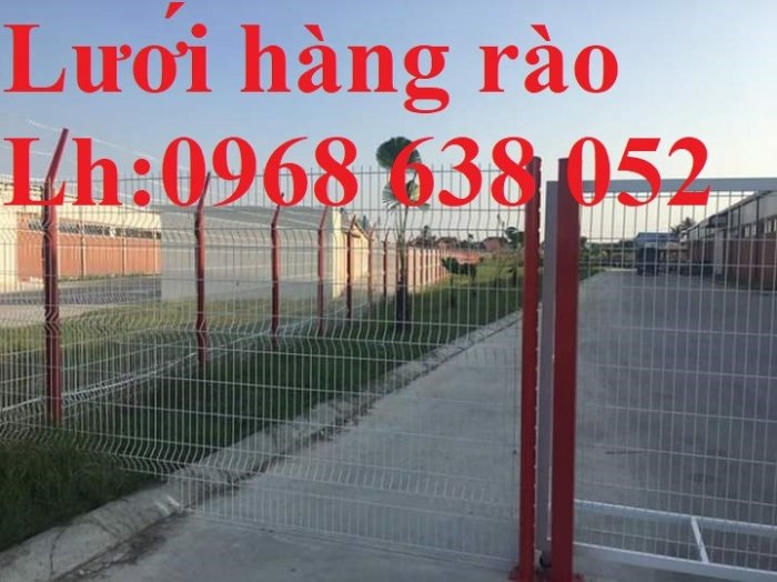 Địa chỉ cung cấp hàng rào lưới thép hàn uy tín, chất lượng, giá cả hợp lý3