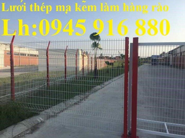 Địa chỉ cung cấp hàng rào lưới thép hàn uy tín, chất lượng, giá cả hợp lý2