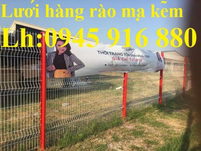 Hàng rào mạ kẽm nhúng nóng hoặc sơn tĩnh điện chất lượng cao14