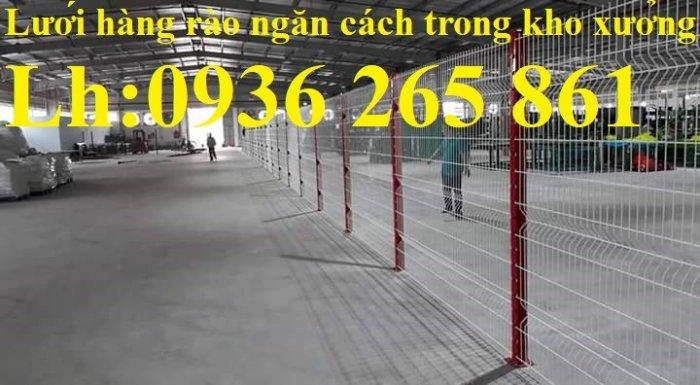 Hàng rào mạ kẽm nhúng nóng hoặc sơn tĩnh điện chất lượng cao12
