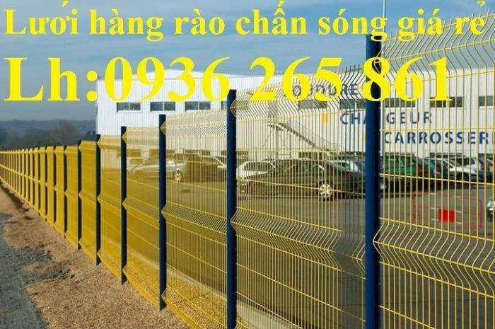 Hàng rào mạ kẽm nhúng nóng hoặc sơn tĩnh điện chất lượng cao11