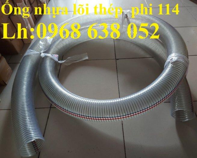 Mua ống nhựa mềm lõi thép phi76 dày 6mm giá rẻ12